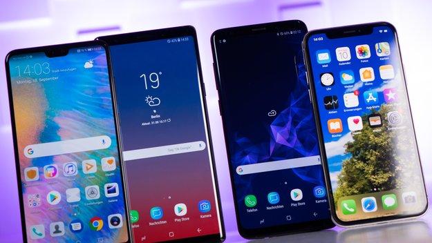 Samsung Galaxy S10: Diese Technologie soll dem Smartphone zum Durchbruch verhelfen