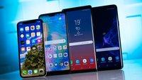 Besser als das Galaxy S9: Dieses Samsung-Handy ist der verdiente Smartphone-Star