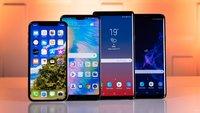 Top-10-Handys: Das sind die besten Selfie-Smartphones