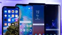 Top-10-Smartphones: Diese Handys haben die beste Selfie-Kamera
