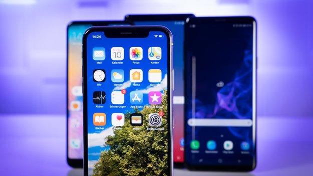 Pleite für Android-Smartphones: Apple erreicht mit iOS 12 wichtigen Meilenstein