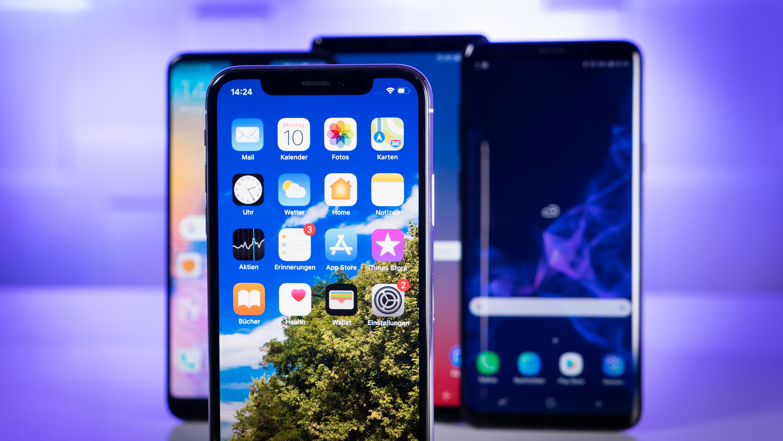 Google-Konto: Kontakte vom iPhone oder Android-Handy aufs Samsung Galaxy übertragen