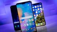Besser als das Galaxy S10: Huawei Mate 20 Pro macht Samsungs Top-Smartphone das Leben schwer