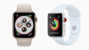 Welche Apple-Smartwatch kaufen? Apple Watch Series 4, Series 3 und weitere im Vergleich