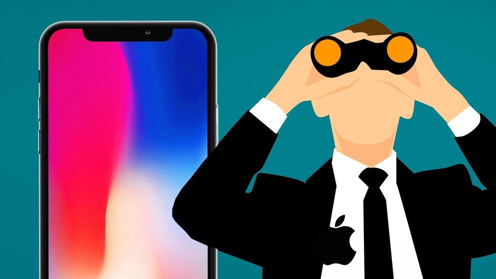 iphone überwachung durch apple