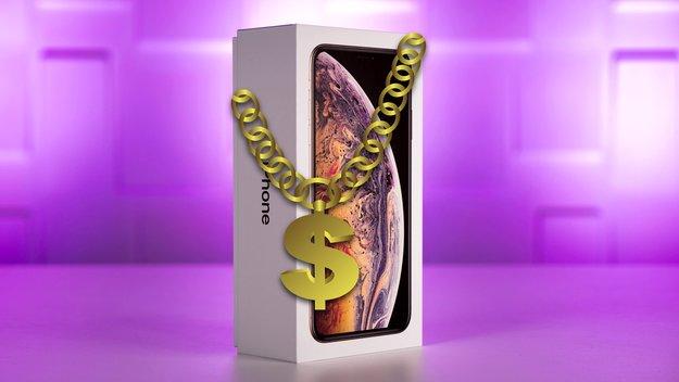 iPhone XS (Max) mit explodierenden Preisen: Darum zockt Apple beim Handy-Speicher ab