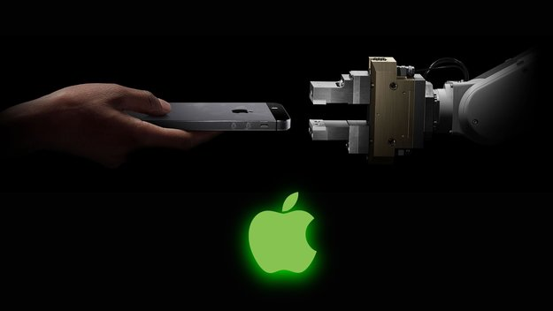 Hausaufgaben für die Android-Konkurrenz: Warum will Apple den Planeten retten?