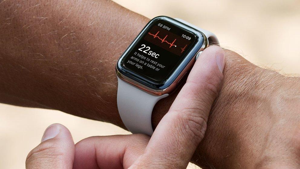 Apple Watch Series 4: Genialste Funktion der Smartwatch kommt später