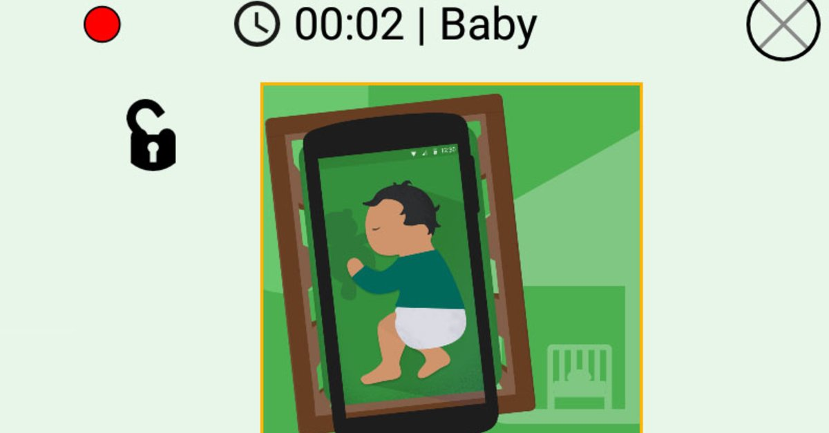 top 3 die besten kostenlosen babyphone apps im test. Black Bedroom Furniture Sets. Home Design Ideas