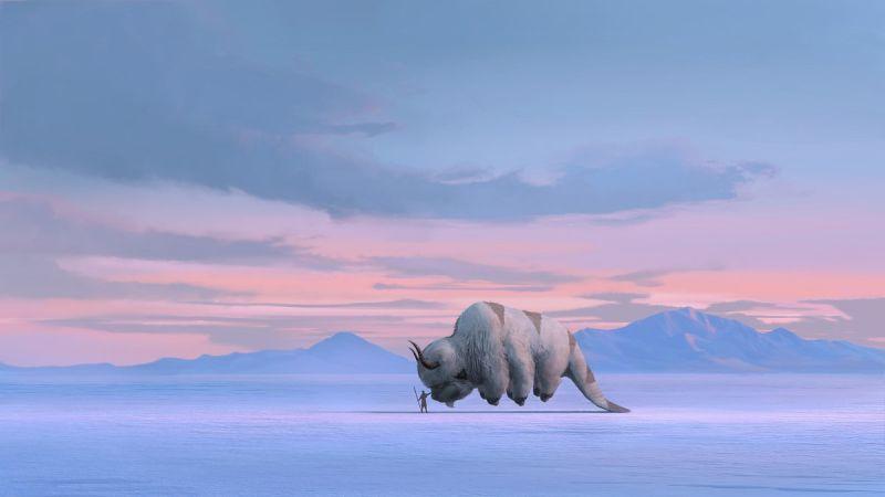 Netflix Arbeitet An Einer Live Action Serie Zu Avatar Herr Der