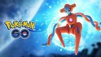 Pokémon GO: Deoxys als neuer Raid-Boss angekündigt