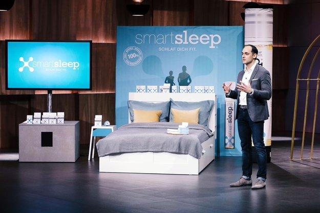 """Smartsleep bei """"Die Höhle der Löwen"""" heute: Fit durch Schlaf?"""