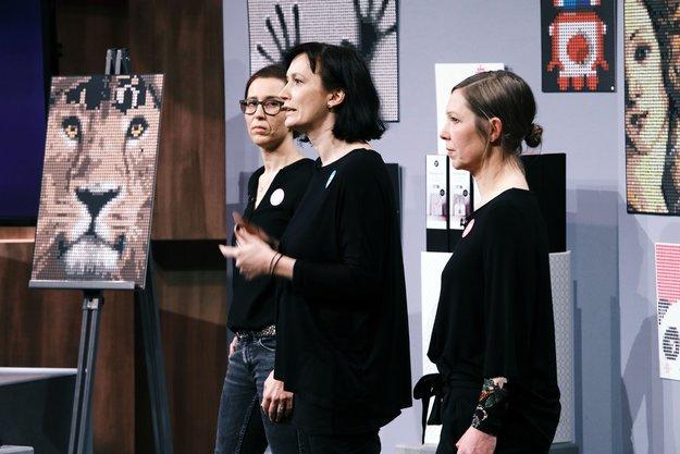 """""""Dot on Art"""" aus """"Die Höhle der Löwen"""" kaufen: DIY-Kunst im Dot-Art-Stil zum Selbermachen"""