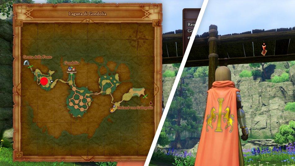 Dragon Quest 11 Armbrust Ziele