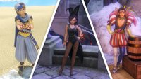 Dragon Quest 11: Alle Aussehen verändernden Rüstungen - Fundorte, Bilder und Werte