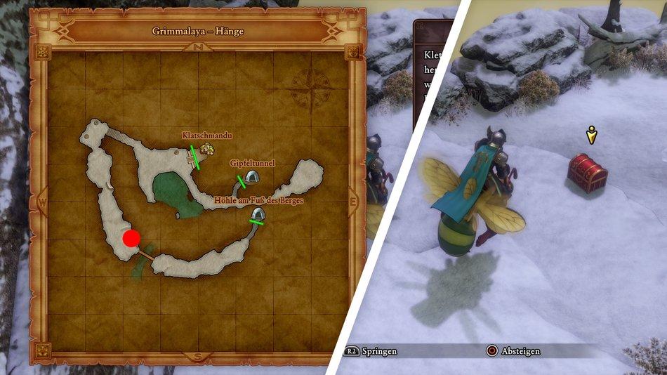 Dragon Quest 11 Rezepte