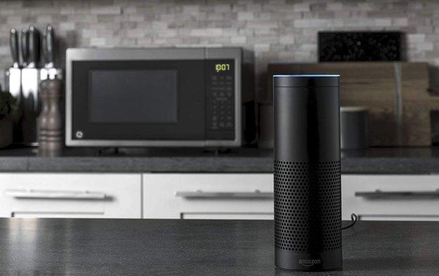 Irrer Amazon-Plan: Jetzt kommt Alexa in die Mikrowelle