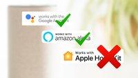 Smart Home: Warum Apple von der Konkurrenz abgehängt wird