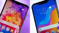 Huawei P20 Pro und Honor Play im Benchmark-Vergleich: Teuer gegen billig