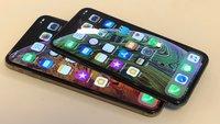"""iPhone """"Xs"""" & """"XR"""" – sind Groß- oder Kleinbuchstaben die richtige Scheibweise?"""