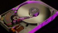 Lösungen: Interne Festplatte wird nicht erkannt