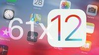 iOS 12: 61 neue (und versteckte) Funktionen auf iPhone & iPad nutzen