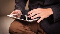 iPad: Screenshot erstellen – so geht's ganz einfach