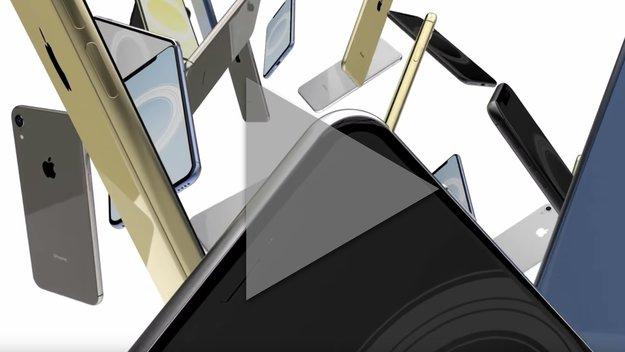 """iPhone 9: Apples neues Einsteiger-Handy im """"Werbespot"""""""