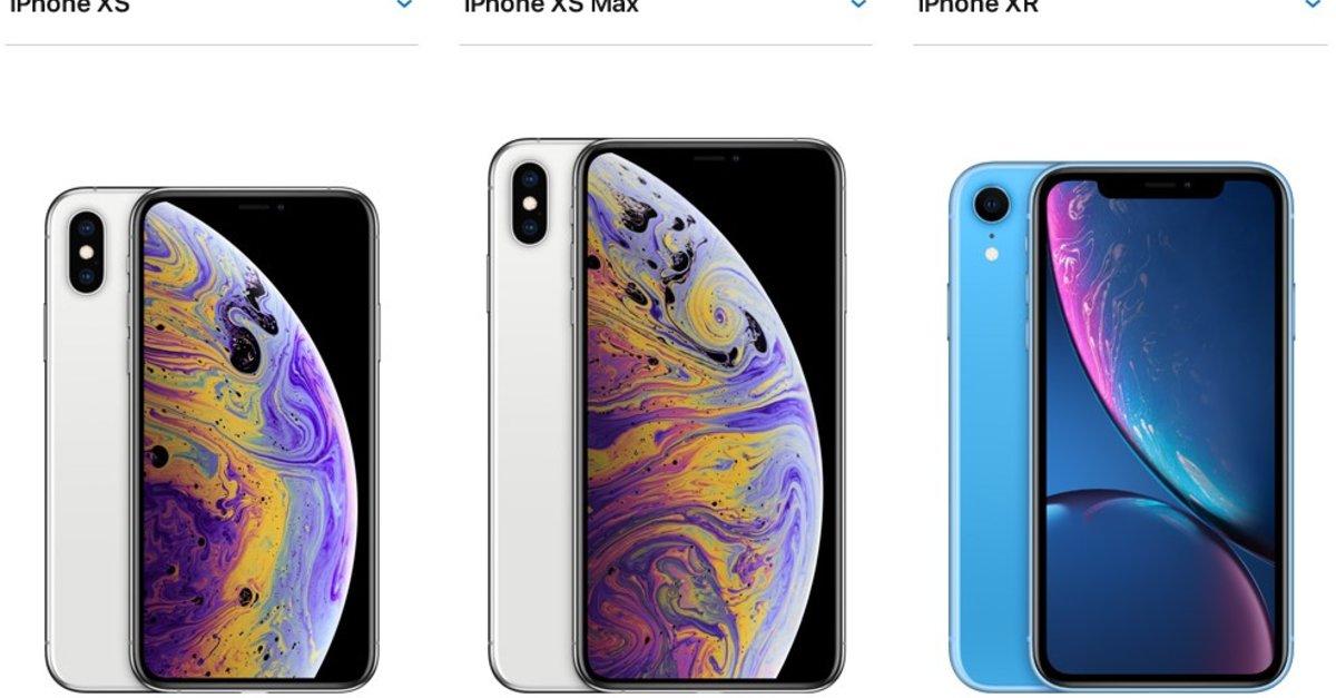 Comparatif Iphone S Et