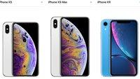 iPhone XS und iPhone XS Max: SAR-Wert im Überblick