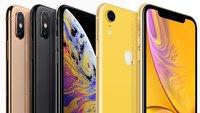 iPhone XS (Max) & iPhone XR vorgestellt: Warum die Apple-Smartphones Orangensaftschwimmer sind