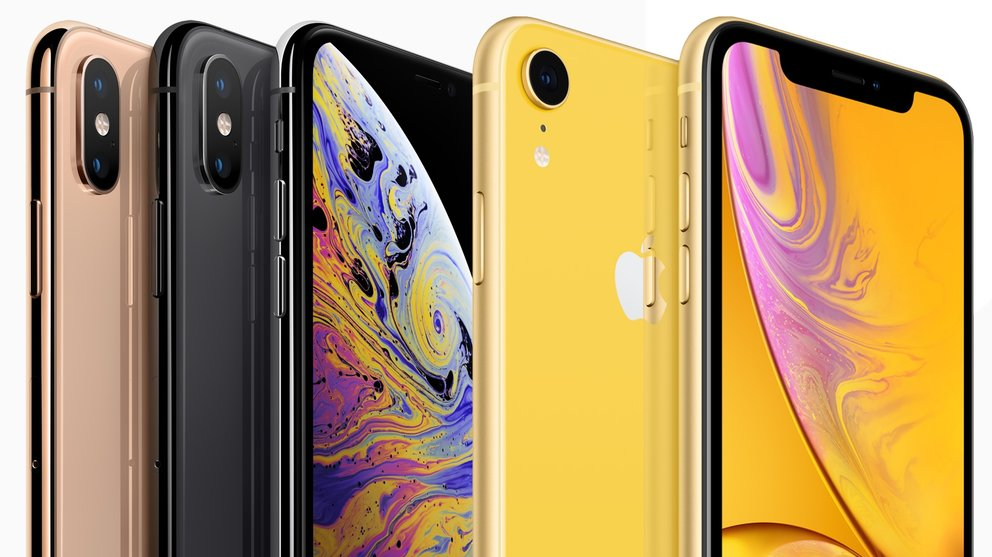 iPhone XR & XS