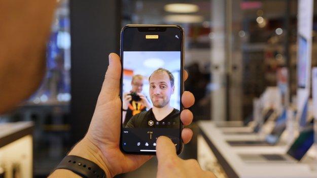 iPhone XS Max im Selfie-Vergleich: So gut ist die Kamera des Apple-Handys wirklich