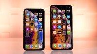 iPhones 2020 im Bildvergleich: So sehr fallen Apples neue Displaygrößen der Handys ins Gewicht