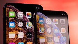 Apple-Handy macht Probleme: Beim iPhone XS und XS Max ruckelts