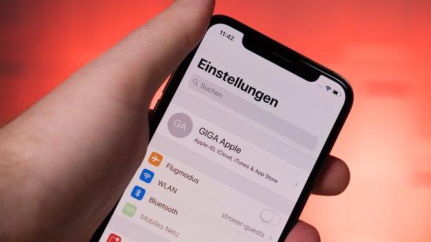 iOS 12: Fehler beim Installieren des Updates – das könnt ihr tun