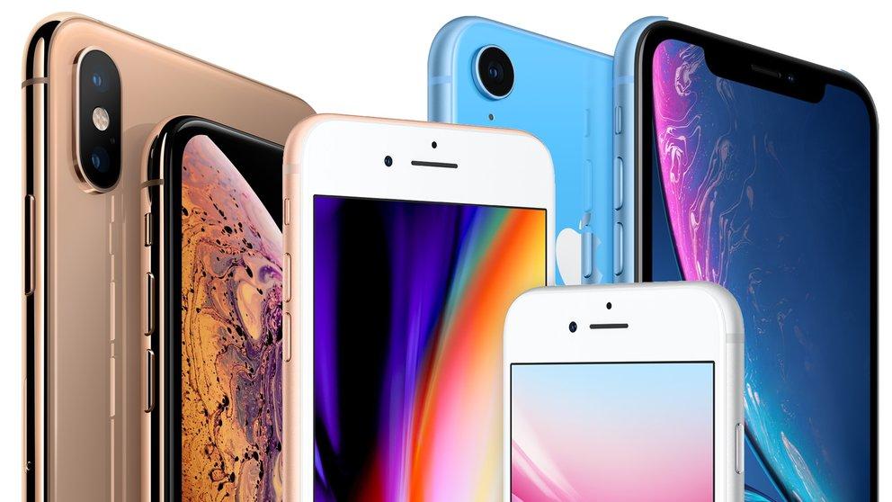 Welches iPhone kaufen? iPhone XS (Max), iPhone XR, iPhone 8 & iPhone 7 im Vergleich