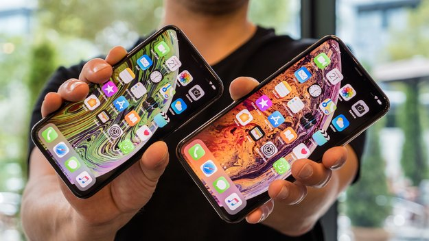 iPhone XS und iPhone XS Max im Hands-On-Video