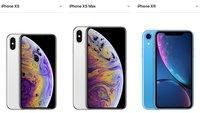 Wie gut sind die Displays von iPhone XS, XS Max & iPhone XR im Vergleich?