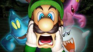 Schnitze Luigi's angsterfülltes Gesicht in deinen Halloween-Kürbis