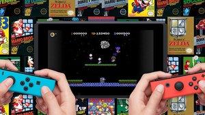 Diese 28 kostenlosen Spiele bekommst du zu Nintendo Switch Online dazu
