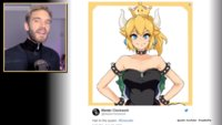 Bowsette: So reagiert PewDiePie auf den Internet-Hype