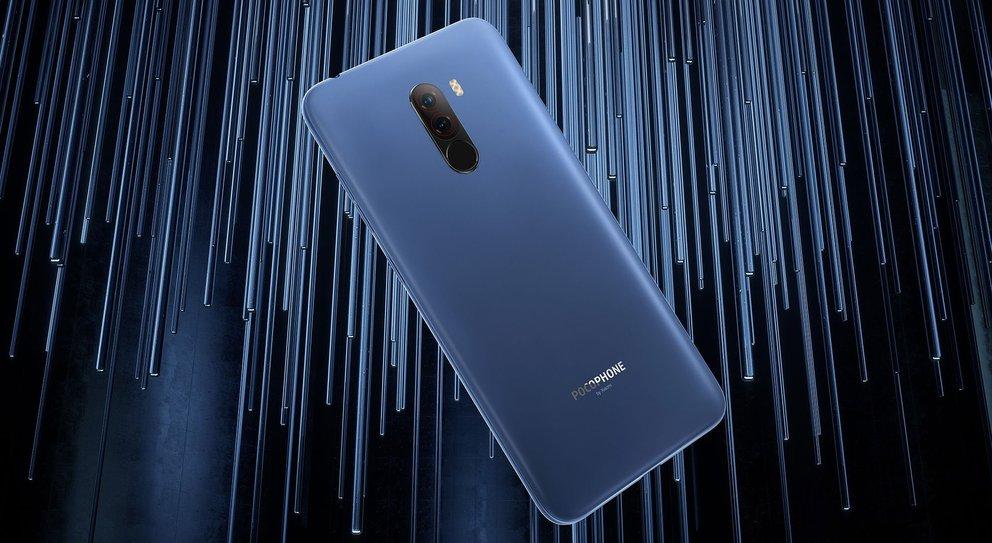Pocophone F1 in der Kritik: Wurde beim Xiaomi-Smartphone an entscheidender Stelle gespart?