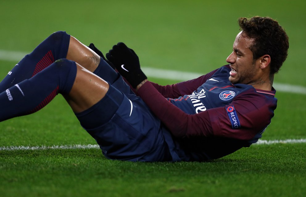 Paris Saint-Germain Neymar Jr.