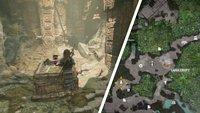 Shadow of the Tomb Raider: Alle Archivar-Karten und Forschertaschen auf der Karte