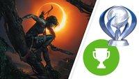 Shadow of the Tomb Raider: Alle Trophäen und Erfolge – Leitfaden für 100%