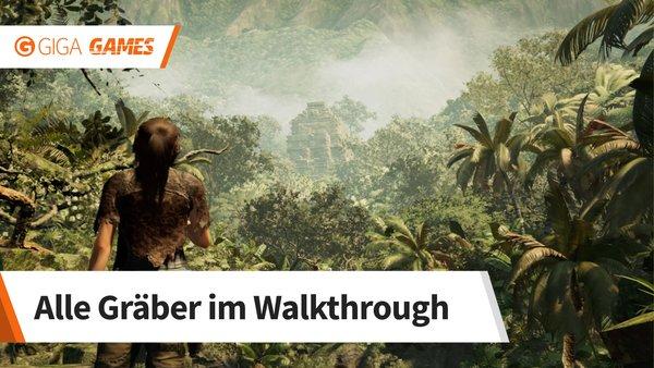 Shadow Of The Tomb Raider Alle Gräber Gelöst Mit Video Giga