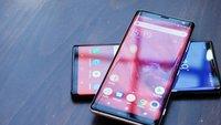 Schlappe fürs Xperia XZ3: Sony-Handy enttäuscht im ersten Akku-Vergleich