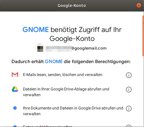 Ubuntu: Google Drive einrichten & nutzen – so geht's