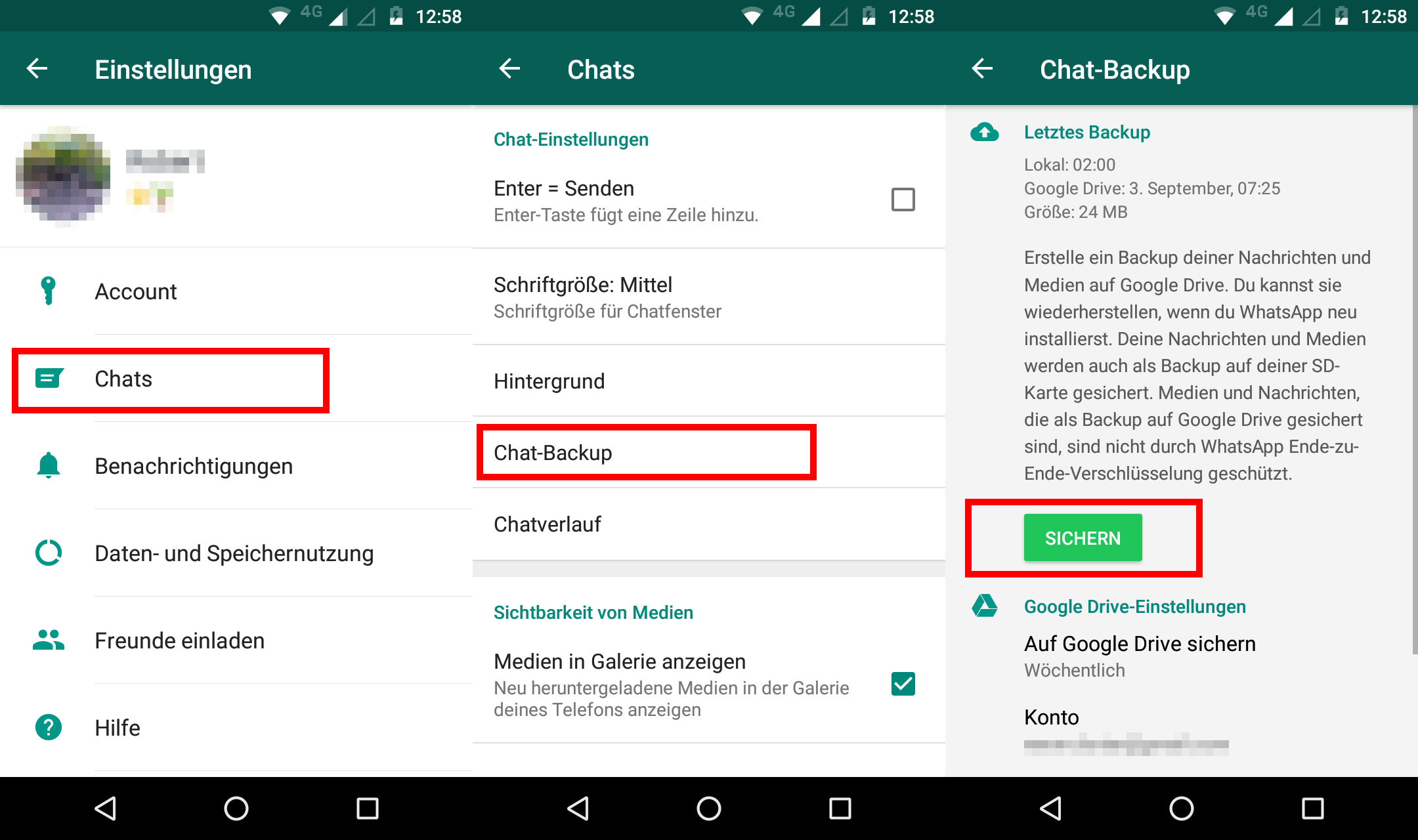Whatsapp Alte Nummer Neues Handy